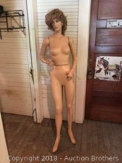 1950s Mannequin