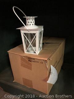 6 White Lanterns