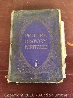 Vintage Picture History Portfolio