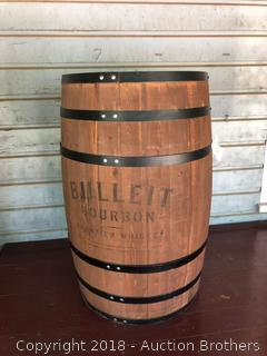 Bulleit Bourbon Barrel