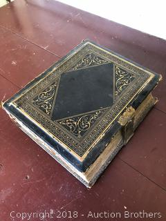 Late 1800's BIBLE