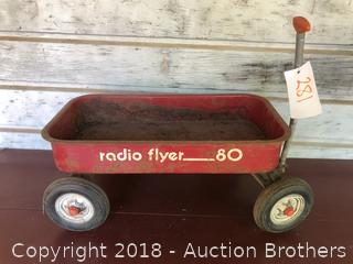 Radio Flyer 80 Wagon