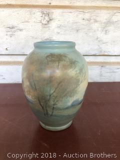 Beautiful 1922 Rockwood Vase