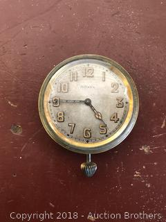 Antique 8 Days Car Watch