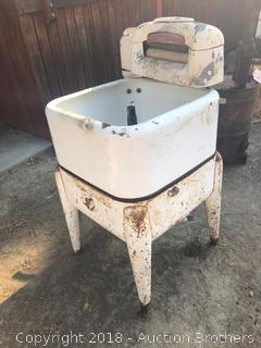Antique Electric Washer