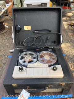 Webcor Reel to Reel Recorder