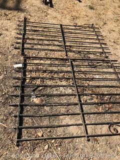 Two Rod Iron Gates