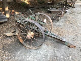 Antique Ditch Plow