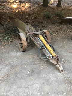 Ditch Plow