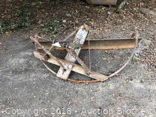 Antique Scraper