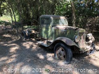 1930s International Truck
