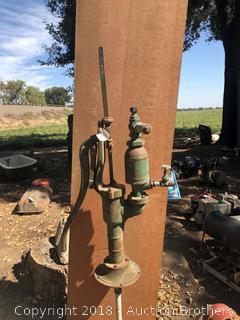 Antique Well Pump