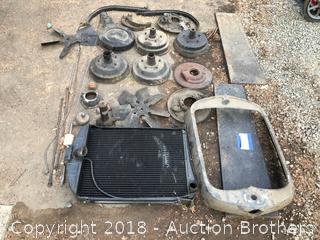 Antique Automobile Parts