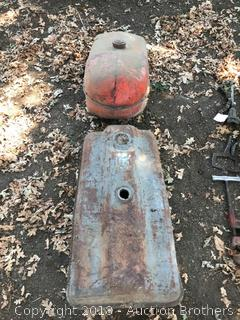 Tractor Gas Tanks