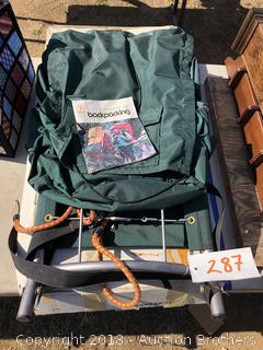 Sears Retro Back Pack with Frame