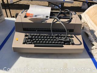 IBM Electric Type Writer