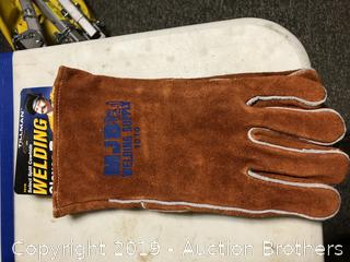 New Welding Gloves