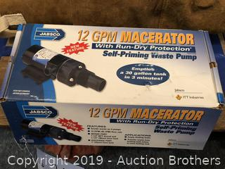 12 GPM Pump