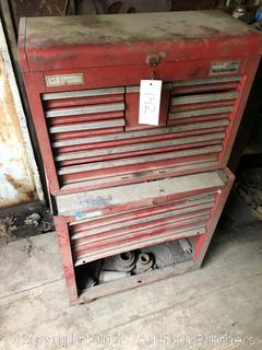 Tool Box With Extras