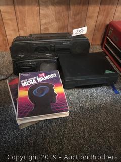 Radios/VHS