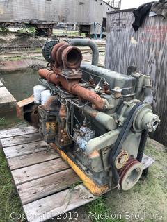 Allis-Chalmers Engine