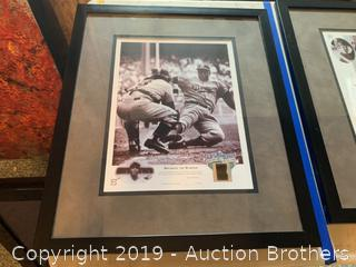 Jackie Robinson Framed Picture