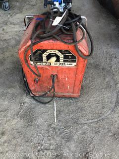 Lincoln AC 225 AMP Welder