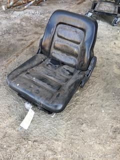 Tractor Seat With Mount
