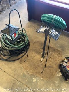 New Hose And Garden Ordiments