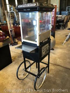 Portable Popcorn Machine