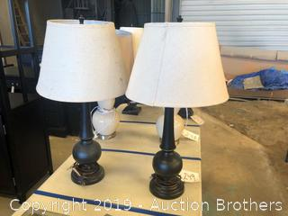 Two Nice Lamps