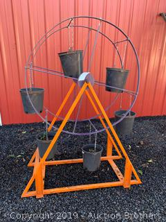 Planter wheel