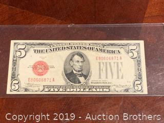 1928 $5.00