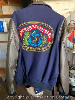 Anchor Steam Beer Jacket