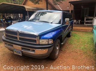 1995 Dodge ram 2500 truck