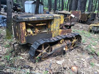 2 Ton Caterpillar Tractor
