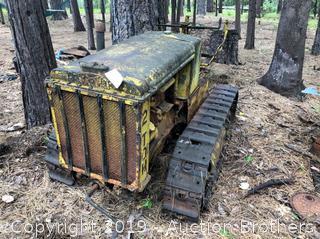 2 Ton Caterpillar Tractor.