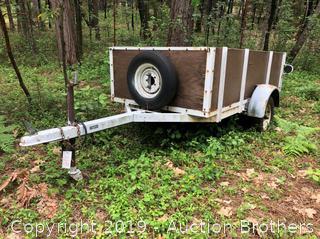1999 utility trailer