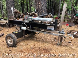 20 Ton Craftsman Log Splliter