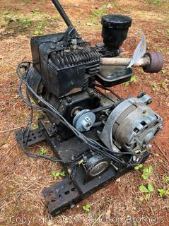 Portable Homemade Generator