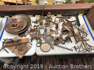 Collective Of Antique Items