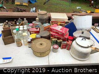 Vintage/Antique collectibles