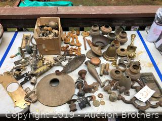 Antique Door Knobs and More