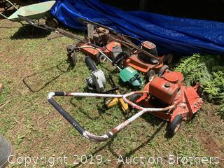 Parts Mowers and More