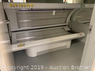 Sunsource 4000XP Tanning Bed