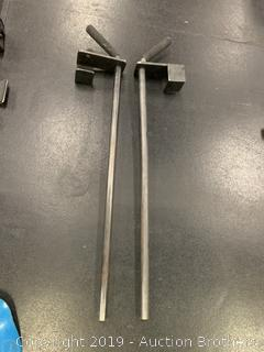 Adjustable Rack Bars