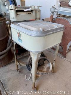 Antique Maytag Washer