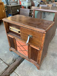 Westinghouse stereo Cabinet