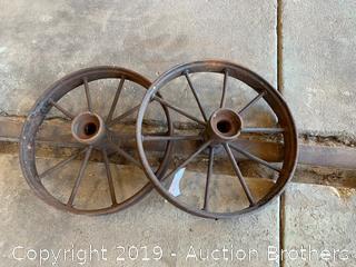 Metal Wheels
