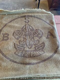 BSA Wool Blanket